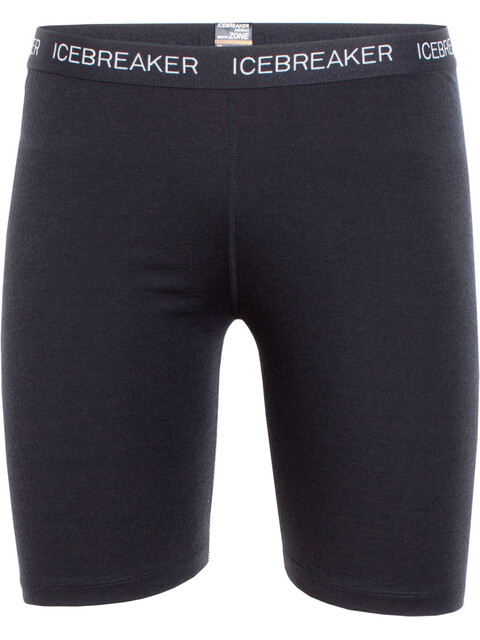 Icebreaker Zone Shorts Women black/mineral